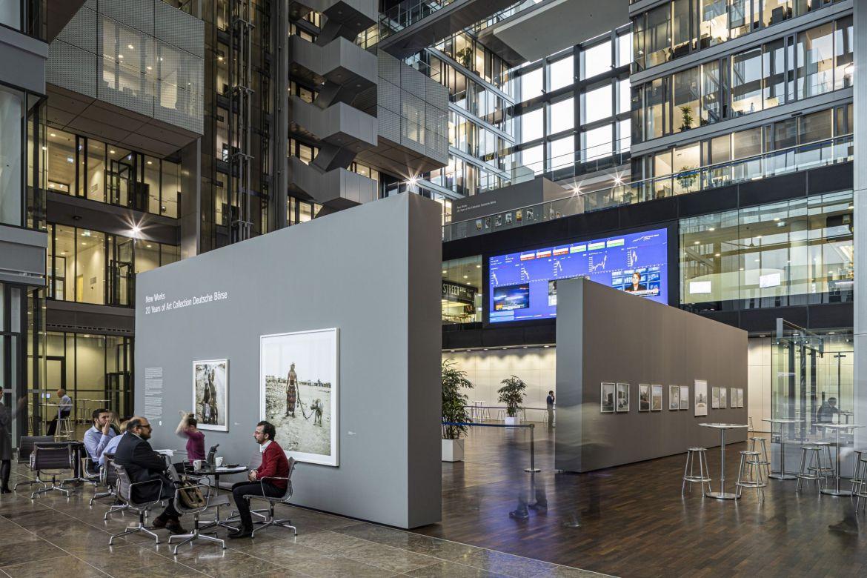 Deutsche Börse Photography Foundation The Cube